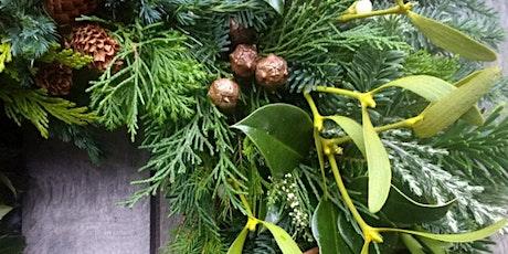 Christmas Wreath Workshop 2021- Olney RFC tickets