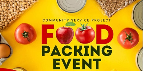 Meals of Hope Packing Event at NABOR tickets