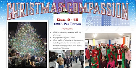 Christmas Compassion tickets