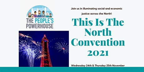 The People's Powerhouse Annual Convention - 2021 entradas