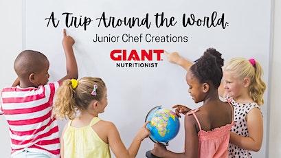 VIRTUAL October: Junior Chef Creations tickets