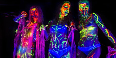 NEON NAKED DEATH DRAWING | HALLOWEEN SPECIAL | THE JAGO | DALSTON tickets
