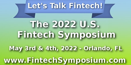 The 2022 U.S. Fintech Symposium (In-Person) tickets