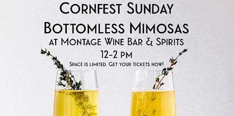 Montage's Cornfest Bottomless Mimosas tickets