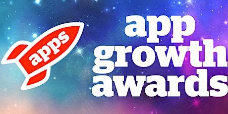 App Growth Awards 2021 tickets