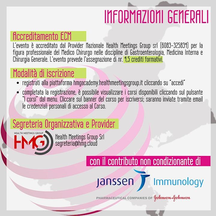 Immagine IBD Network Veneto. Crohn's disease management in practice
