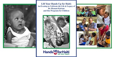 Celebrating the Legacy of Dr. Hemant Kairam & HUFH's Programs for Children tickets