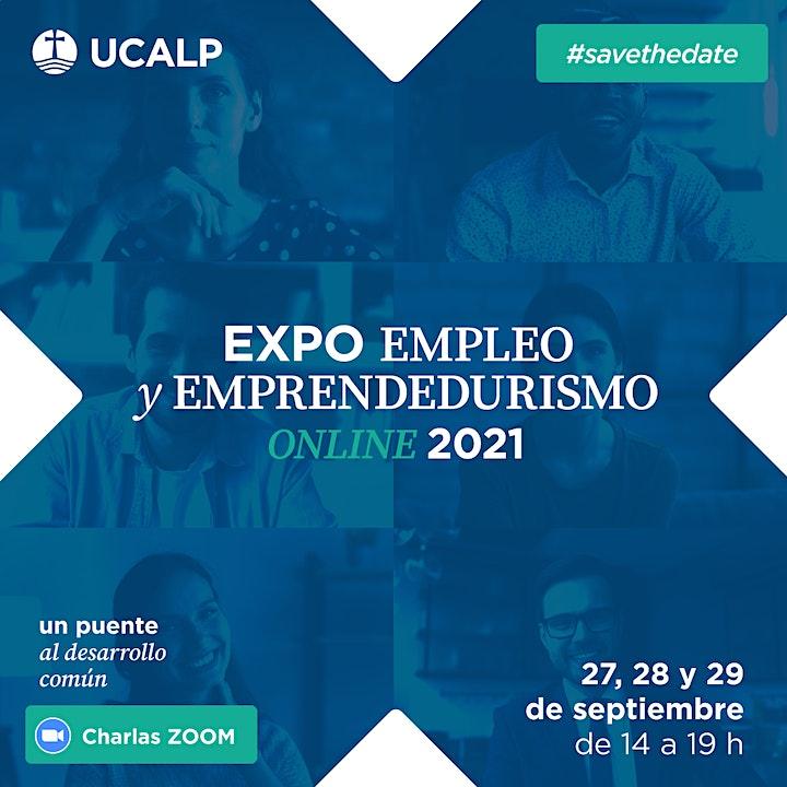 Imagen de Expo Empleo y Emprendedurismo UCALP