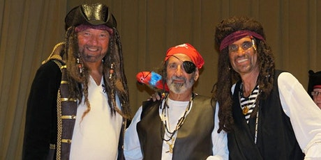 Pirate Night!  One of The Goofy Villagers favorite Parties! ($15) tickets