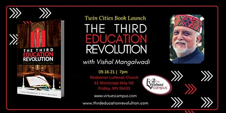 TWIN CITIES  BOOK LAUNCH: THE THIRD EDUCATION REVOLUTION tickets