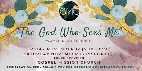 Gospel Mission Church Women Conference entradas