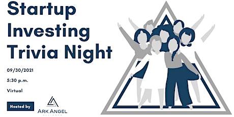 Startup Investing Trivia Night Tickets