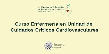 Curso Enfermería en Unidad de Cuidados Críticos Cardiovasculares - 13 Simp. entradas