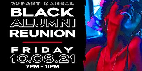 duPont Manual High School Black Alumni Reunion tickets