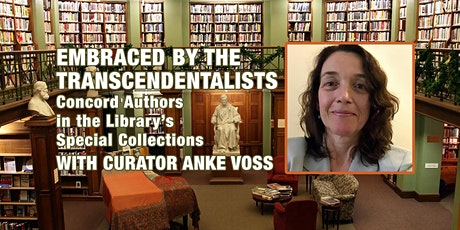 Embraced by the Transcendentalists: Concord Authors in Special Collections tickets