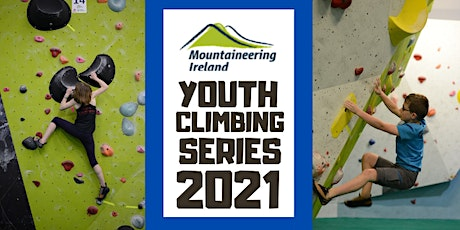 2021 Youth Climbing Series - Round 1 tickets