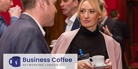 Business Coffee Networking London by PBLINK 19.10.21 tickets