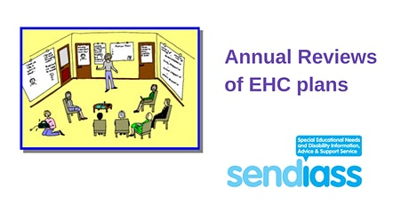 Annual Reviews of EHC Plans tickets