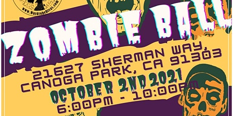 Zombie Ball tickets