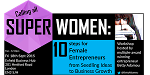 Superwomen: 10 steps for Female Entrepreneurs. From...