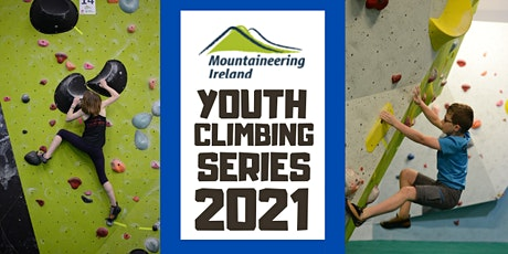 2021 Youth Climbing Series - Round 2 tickets