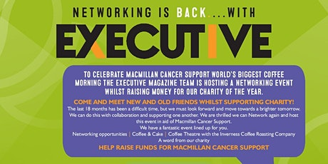 Networking is Back with Executive tickets