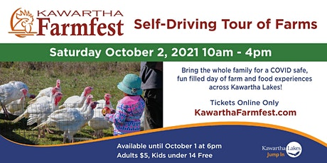 2021 Kawartha Farmfest tickets