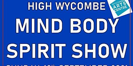 High Wycombe Mind Body Spirit  Show tickets