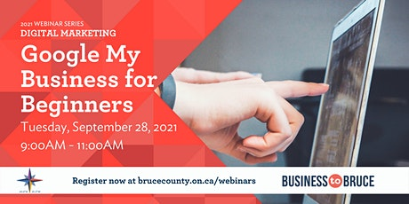 Google My Business for Beginners tickets