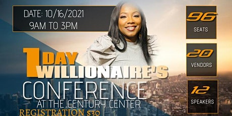 WILLionaire's Conference tickets
