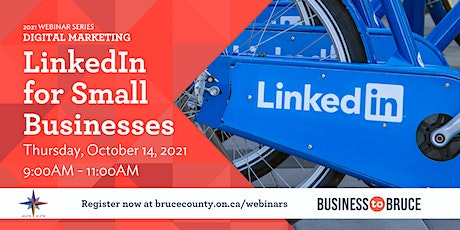 LinkedIn for Small Businesses Tickets