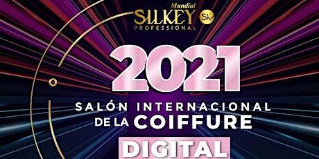 Salón Internacional de la Coiffure Digital SILKEY 2021 entradas
