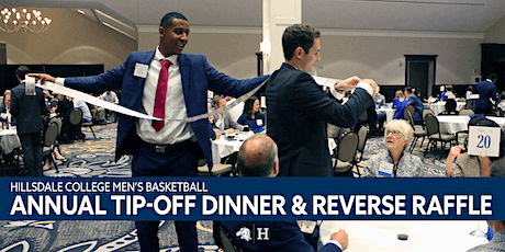 2021 Tip-Off Dinner and Reverse Raffle tickets