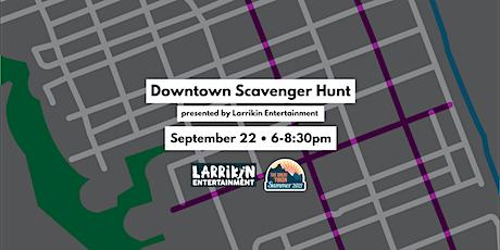 Larrikin Theatre Downtown Scavenger Hunt tickets