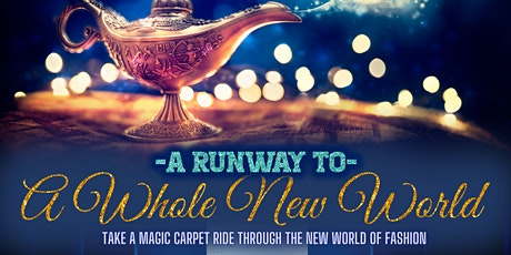 A runway to a whole new world tickets