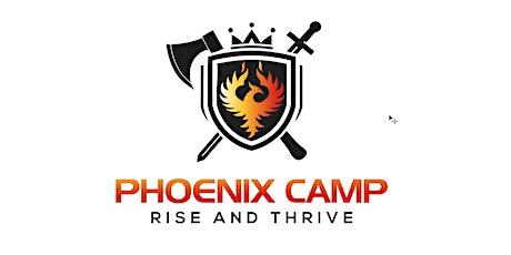 Phoenix Camp tickets