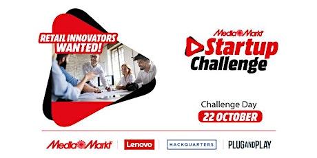 MediaMarkt Startup Challenge Day tickets