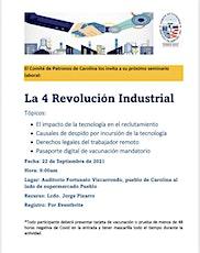La 4 Revolución Industrial entradas