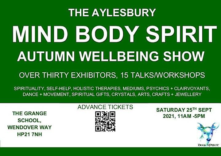 Aylesbury Mind Body Spirit Show image