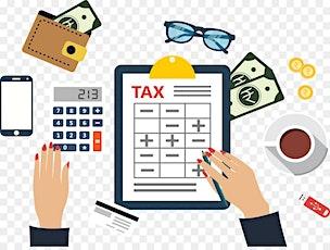 Advanced Tax Training Part 1 tickets