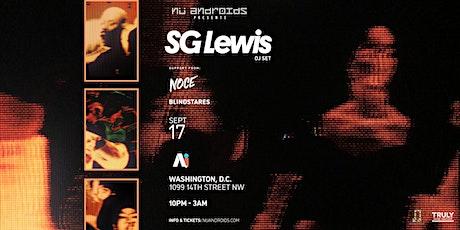 Nü Androids Presents: SG Lewis DJ Set tickets