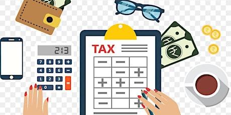 Advanced Tax Training Part 2 tickets