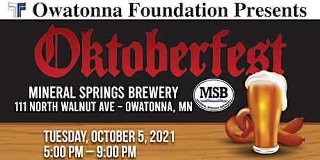 Owatonna Foundation Oktoberfest tickets