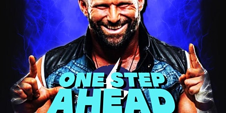 """Absolute Intense Wrestling  Presents """"One Step Ahead"""" tickets"""