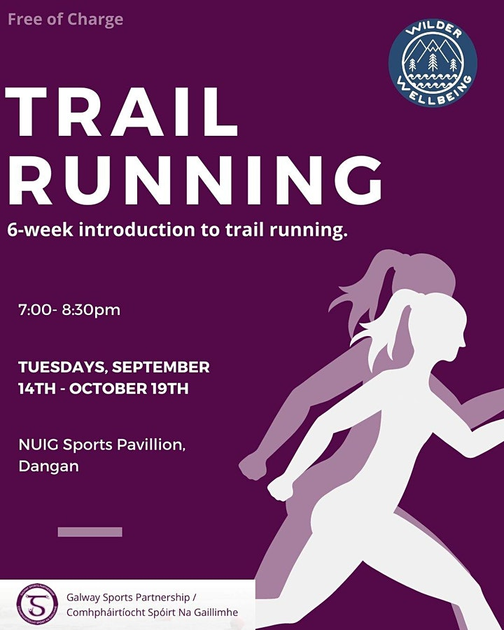 Women's Trail Running Programme image