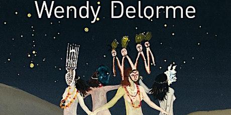 Viendra le temps du feu // Rencontre avec Wendy Delorme billets