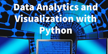 Data Analytics and Visualization with Python tickets