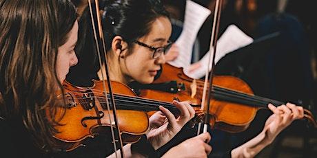 Ensembles à cordes de l'uOttawa : Réconfort et sérénade — uO Retrouvailles tickets