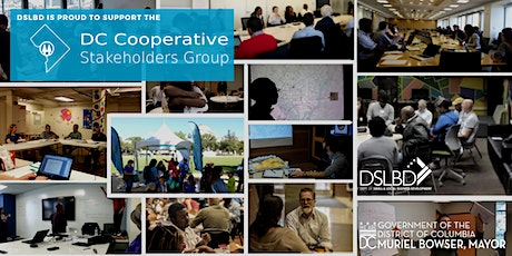 DC Cooperatives Stakeholders Group September (Supported by WACIF & DSLBD) tickets