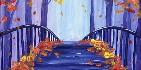 In-Studio Paint Night – Fall Leaves tickets